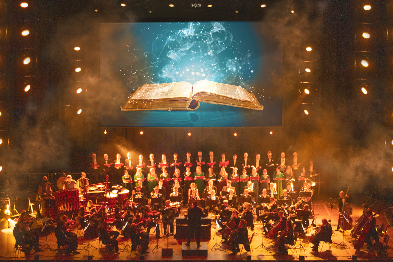 The Music Of Harry Potter Live In Concert